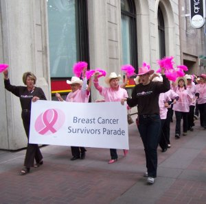 Breast Cancer Parade