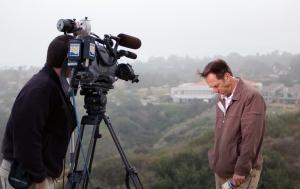Sad Reporter