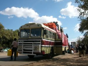 Bus In Malawi
