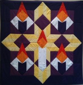 Quilt Cross