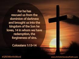 Colossians 1 13
