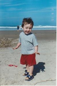 Micah age 2