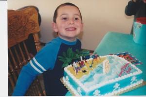 Micah age 5