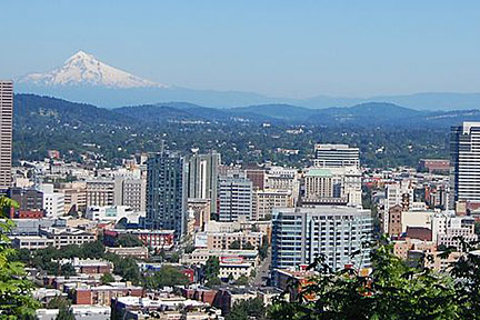 City-of-Portland-and-Mt-Hood