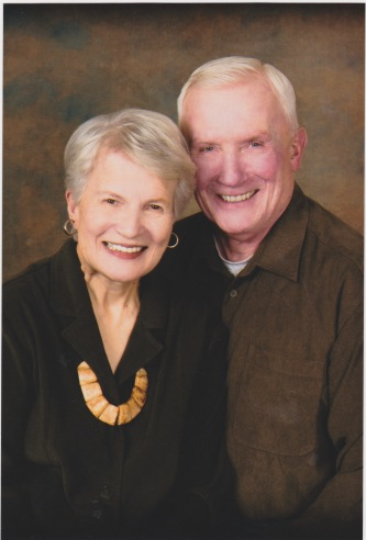 Nana and Grandpa 2012