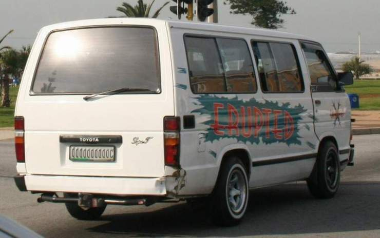 South Africa Taxi