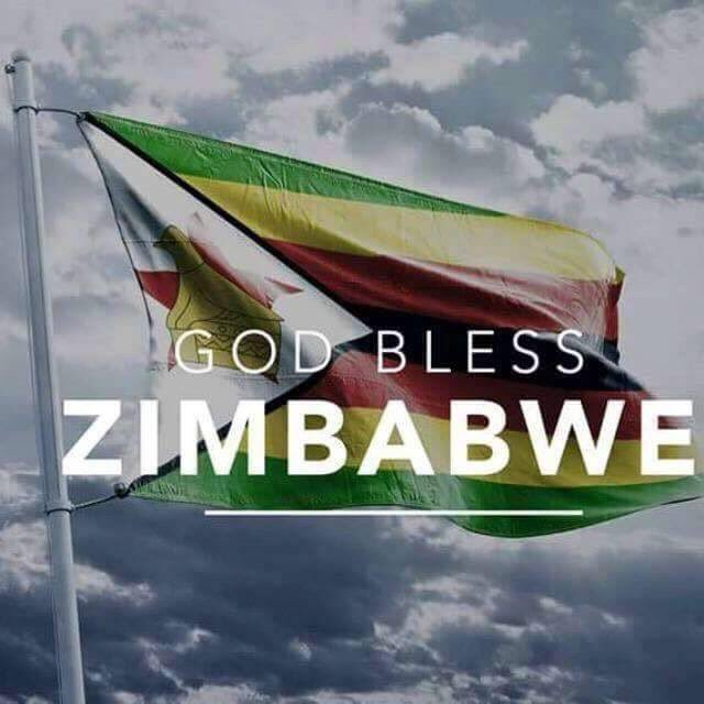 God Bless Zimbabwe