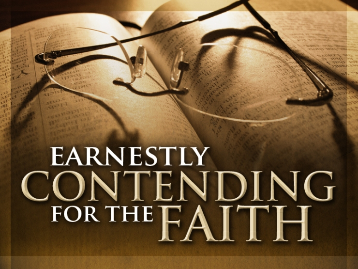 Earnestly-Contending-for-the-Faith