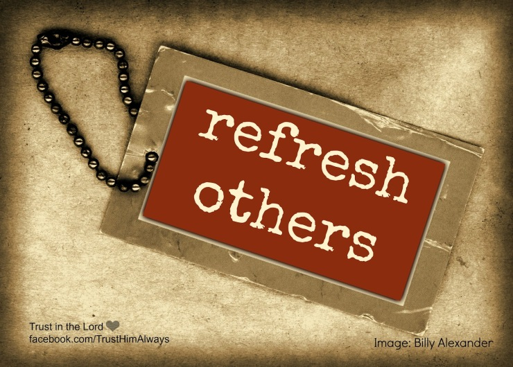 refresh others