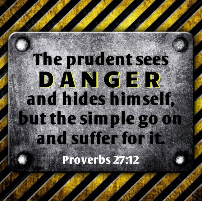 prudent-see-danger