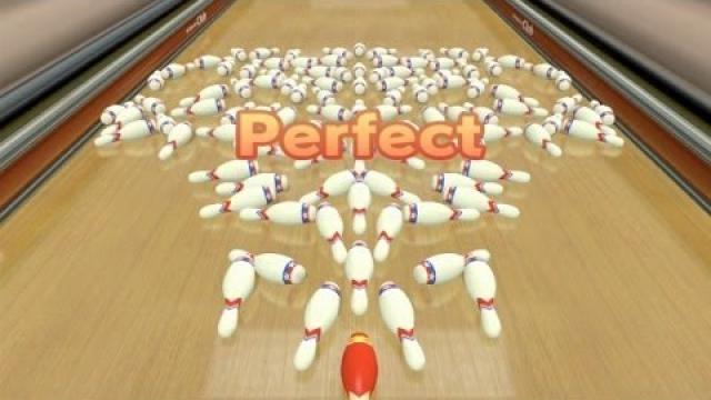 100 Pin Bowling