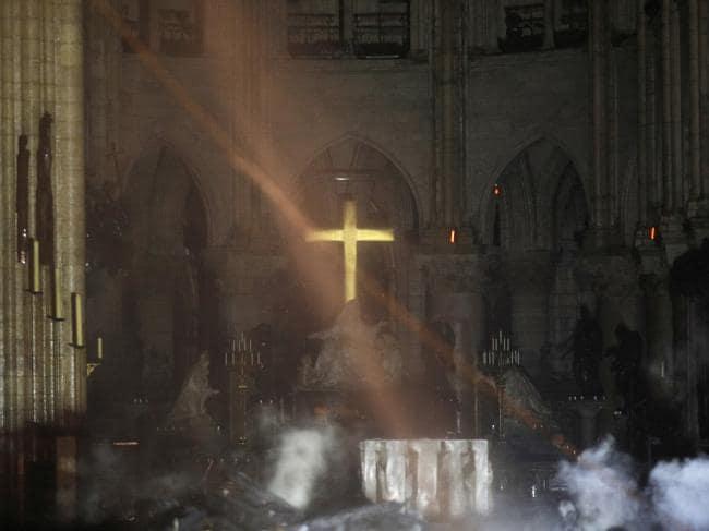 Cross of Notre Dame