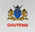 Gauteng Number Plate